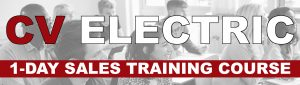 electric van sales training
