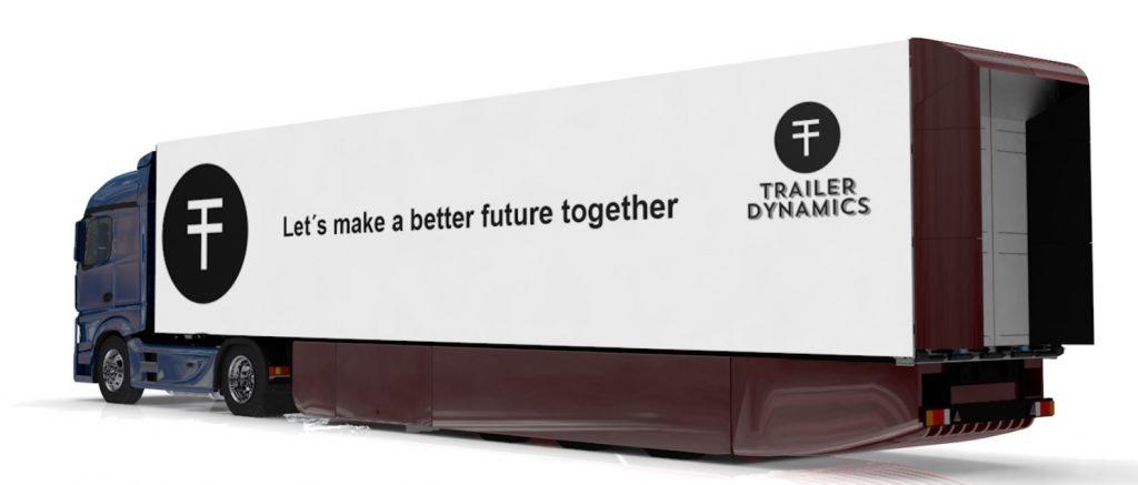 eNewton, CATL, Trailer Dynamics, electric trailer