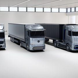 Mercedes-Benz eActros going long haul!