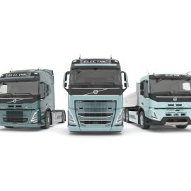 Volvo Electric Trucks start in 2021