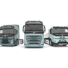 Volvo Electric Trucks start in 2021